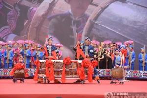 点燃激情!马山第十三届文化旅游美食节开幕