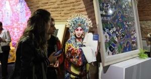 上海非物质文化遗产精品展在伊斯坦布尔举行