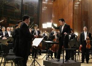 中国爱乐乐团在葡萄牙举办交响音乐会