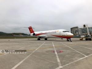 梧州西江机场冬航季将开通三条新航线