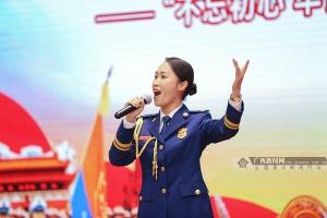 """广西消防救援总队举行""""不忘初心、牢记使命""""主题教育故事宣讲会"""