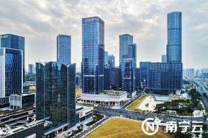 广西自贸试验区南宁片区企业发展信心足