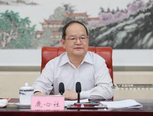 自治区乡村振兴领导小组召开会议