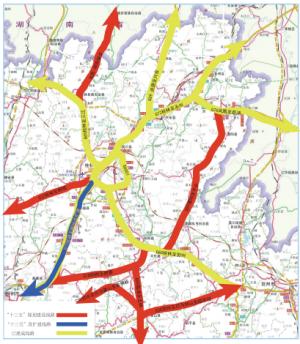 桂林将新增建设这三条高速 看看有通过你家的吗