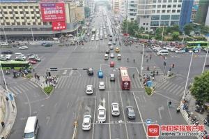速看!南宁民族大道交通组织变了 堵点有望