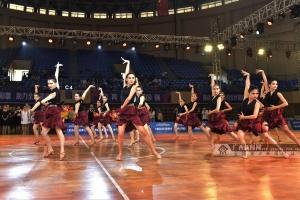钦州市首办体育舞蹈国际赛事 82个代表团参与角逐