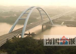 """柳州6个项目获""""广西钢结构金奖"""""""