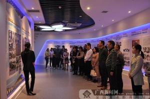 柳州紅會醫院組織全體黨員開展主題教育黨日活動