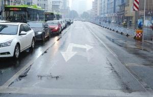 注意!南宁市民族园湖路口通行规则有新变
