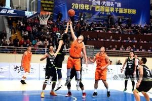 广西首届男子篮球联赛在全州落幕 南宁队斩获冠军