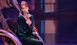 《跨界歌王》刘涛以歌会友