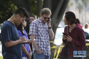 详讯:美国加州一高中发生枪击案致2死4伤