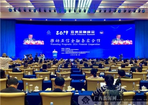 亚信金融峰会在邕举行 亚洲各国互结金融纽带