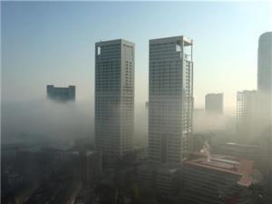 雾罩伊斯坦布尔