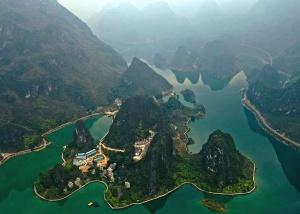 广西凌云:生态旅游助脱贫