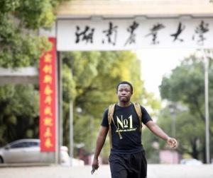 """来中国""""学种地""""的""""洋学生"""""""