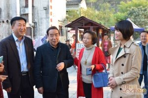 他乡遇故知——与作家贾平凹15年后在贺州相见