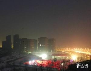 谨慎驾驶!今日(28日)伊犁州、昌吉州、乌鲁木齐市有时有雾