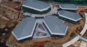惊曝!柳州城中体育公园即将建成!大气!(图)