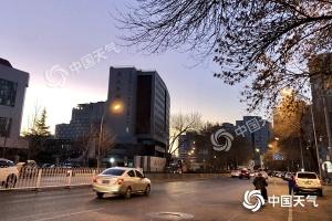 北京今日晴朗延续 明冷空气又至最高温降幅达6℃