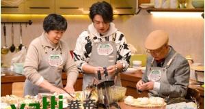 《美食告白记》潘粤明为爸妈下厨