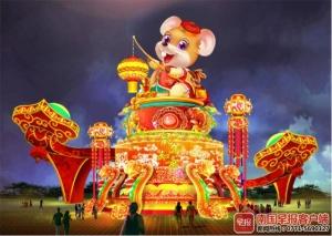 河池將舉辦首屆劉三姐文化大型光影藝術節
