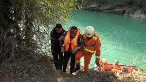 河池一醉酒老人不慎摔下山崖 同伴施救未果反落水