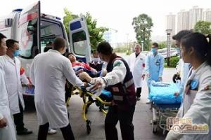 南马唯一一位入院留观选手出院
