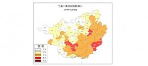 廣西96個地區發生干旱,旱情或持續到明年