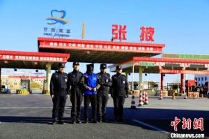 甘肅張掖警方抓獲一藏匿31年命案積案犯罪嫌疑人