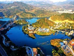 【高清】河池东兰县:红水河畔美如春