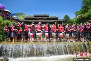 廣西鄉村旅游增勢迅猛