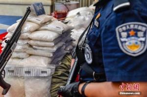 內蒙古警方摧毀跨冀蒙販毒網絡 查獲毒品30余公斤