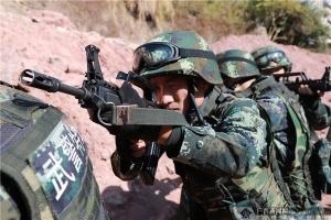 武警廣西總隊玉林支隊緊貼實戰需求 強化基層應急班訓練