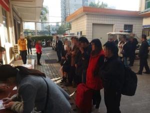 182名涉传人员在南宁落网 有人辩称