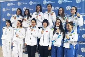 广西4选手出战2019蹼泳世界杯总决赛 摘4金3银2铜
