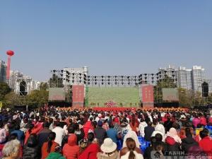 荔浦市第三屆荔浦芋文化節開幕 亮點突出精彩紛呈