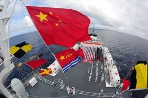 """入列11年到訪43國!這是中國海軍""""和平方舟""""的世界航跡"""
