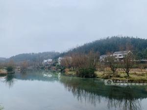 貴州邢江河國家濕地公園:綠色生態繪發展(組圖)