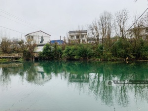 贵州邢江河国家湿地公园:绿色生态绘发展(组图)