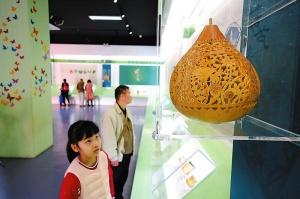 """""""葫芦主题特展""""于广西自然博物馆开展(图)"""
