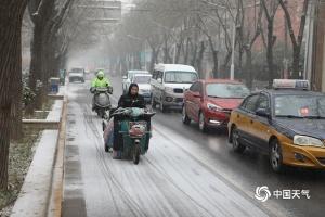 """今冬最强雨雪今日持续 """"小寒""""江南暖如初春"""