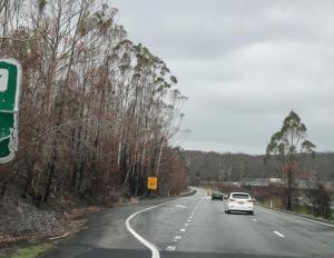 降雨缓解澳大利亚东北部灾区火情