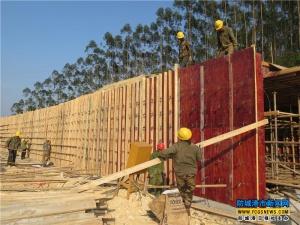 没有冬天的工地——长歧左干渠(中铝段)改线建设工地见闻