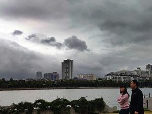 1月12日焦点图:南宁从初夏回到初冬