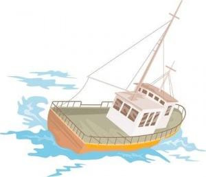 两艘施工船失去动力失控,4名船员遇险 事发钦州