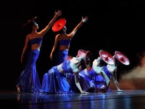 美国休斯敦春晚弘扬中华传统文化