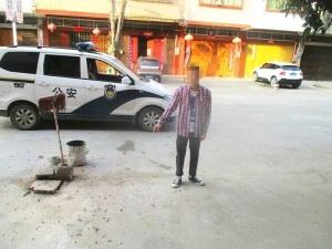 非法运输、违规燃放烟花爆竹 宾阳3人被警方处罚