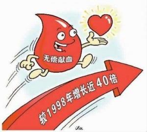 广西拟将无偿献血纳入社会信用体系