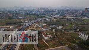 柳州市南环立交主线、东外环南段达到通车条件